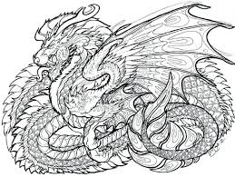 Flying Dragon Coloring Pages Printable Lizard Cool For Kids Sheets