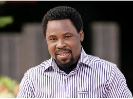 News has confirmed that the leader and founder of the synagogue, church of all nations, temitope balogun joshua known as t.b. Iof83gqucuulm