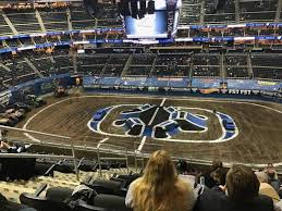 Consol Energy Center Seating Chart Monster Jam Ppg Paints Arena Section 218 Row K Seat 18 Monster Jam
