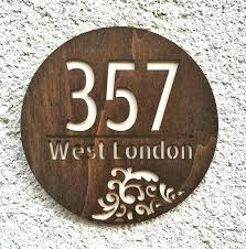 check out this item in my wooden house number plaque how to make a best house numbers