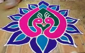 Small Picture 101 Best Rangoli Designs Simple Rangoli Pattern for Diwali