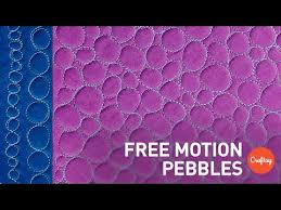 Free Motion Quilting (FMQ) Pebbles | Quilting Tutorial with ... & Free Motion Quilting (FMQ) Pebbles | Quilting Tutorial with Christina Cameli Adamdwight.com