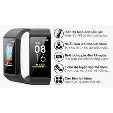 Digiworld ] Vòng đeo tay thông minh Xiaomi Miband 4C - Hàng chính hãng - BH  12 tháng