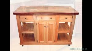 Butcher Block Kitchen Island Kitchen Islands And Butcher Block Tables Butcher Block Co Youtube