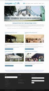 Marquee Website Design New Website For Marquee Magic Orange Pixel Web Design