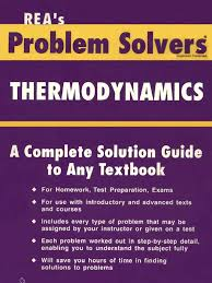 the thermodynamics problem solver fogiel rea small