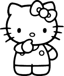 Hello kitty, the fictional character designed by japanese designer yuko shimizu, is one of the most popular subjects for kid's coloring pages. Hello Kitty Coloring Pages Coloring Pages Hello Kitty Printables Hello Kitty Colouring Pages Hello Kitty Coloring