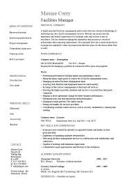 Fleet Manager Resume Retail Department Manager Resume Fleet Manager ...
