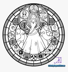 The 10 haunted house coloring pages for these haunted house coloring pages to print can be quite fun if your child loves to hear ghost stories. Disney Stained Glass Coloring Pages Hd Png Download Kindpng