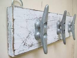 Boat Cleat Coat Rack Awesome Boat Cleat Coat Rack Pinteres