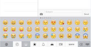 Android Emoji Conversion Chart Emoji And Web Application Codeproject