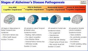 Stages Of Alzheimer S Disease Chart Alzheimers Disease 7 Natural Remedies Ex Diabetic