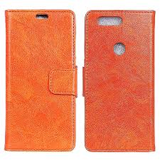 oppo a3s case flexible premium pu leather flip case protective cover for oppo a3s