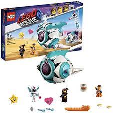 <b>LEGO 70830</b> Mischmaschs Systar Raumschiff <b>Movie</b> 2 with Emmet ...