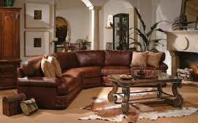 Southwestern Living Room Furniture Living Room Living Room Decorating Ideas With Dark Brown Sofa