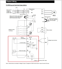 how to properly connect a v pwm signal from a microcontroller hitachi vfd wiring diagram pin h provides 10v o oi is the 0 10v input l is the ground