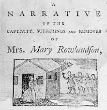 captured by ns mary rowlandson and the problem of memory