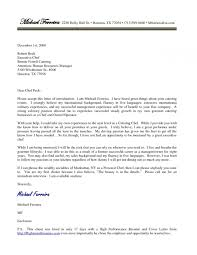 Cover Letter Examples Security