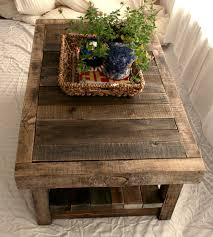 amazing of rustic barnwood coffee table with make a chair designs 17