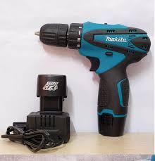 Tặng bộ phụ kiện 24 chi tiết ] Máy Khoan Pin Makita 12V - máy khoan pin 12v giá  rẻ - máy bắn vít máy khoan cầm tay pin máy bắt