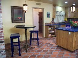 elegant bistro table create a cozy kitchen nook