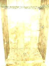 how much does it cost to install a shower stall labor cost to install tile shower how much does
