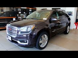 gmc acadia 2015 colors. 2015 gmc acadia denali walkaround u0026 features presented by tom mcconnell from zimbrick eastside gmc colors