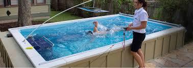 elite endless pool