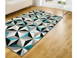 teal and gray rug teal and black area rug red aqua blue swirls with grey funky