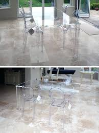lucite round dining table innovative ideas clear dining table charming acrylic vintage lucite dining table