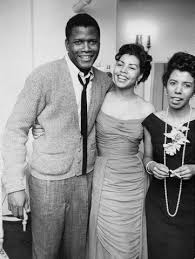 Poitier's performance as a doctor treating a white bigot got him plenty of notice and led to more roles, each considerably more interesting and prominent than most african american actors of the time were getting. Sidney Poitier Juanita Hardy Drone Fest