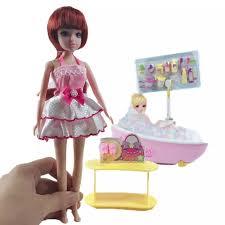 Đồ chơi trẻ em phòng tắm búp bê LELIA