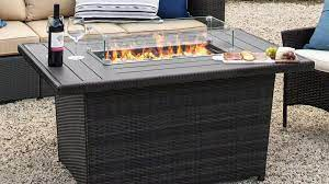 10 Best Gas Fire Pit Tables For 2021 Best Home Gear