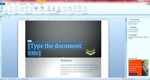 Word Cover Pages Free Download Word Document Cover Page Template Free Download Opfund Co