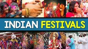 Hindu Festival Chart How Many Festivals Are There In India Quora