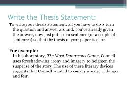 the literary analysis essay ppt video online 6 write