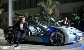 bmw i8 in mission impossible 4. Wonderful Bmw BMW I8 On Mission Impossible 4 Intended Bmw I8 In T