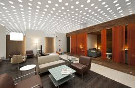 basement ceiling lighting. Awesome Design Of The Basement Lighting Ideas With Black Floor Addd White Ceiling P