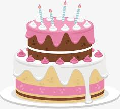 Sweet Pink Cake Cake Clipart Vector Png Cute Cake Png Clipart