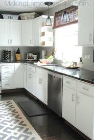 amazing budget friendly kitchen renovation transformation modern white kitchen remodel kitchens