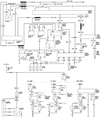 bronco ii wiring diagrams bronco ii corral 1986 diesel engine wiring diagram