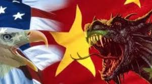 Image result for Chinese Dragon Invading USA