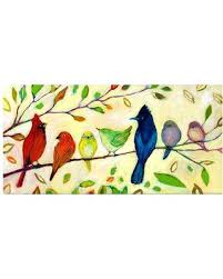 birds on a wire wall art bird pictures on canvas astonishing the season for savings birds birds on a wire wall art  on birds on wire canvas wall art with birds on a wire wall art multi color birds on a wire i canvas wall