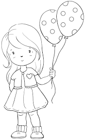 Brittney S Ballons 1057 Kids Coloringcoloring