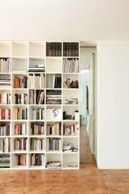 Bookcase sliding door