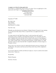 Cover Letter For Internal Position Sample Cover Letters Cover