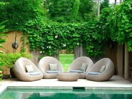 moroccan garden furniture. Moroccan Garden Furniture Next To The Pool Small Gardens Style Uk L