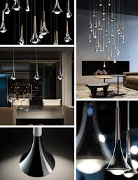 studio italia lighting. Beautiful Italia The New Rain Pendant Lights From Studio Italia Design Will Make A Visual  Statement In Any Inside Lighting N