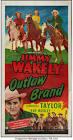 Lambert Hillyer Outlaw Brand Movie