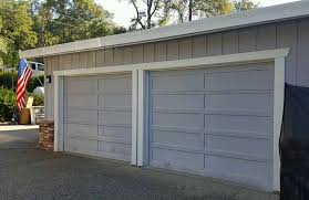 residential garage doors before replacement photo services in truckee ca